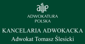 Adwokat Tomasz Ślesicki logo